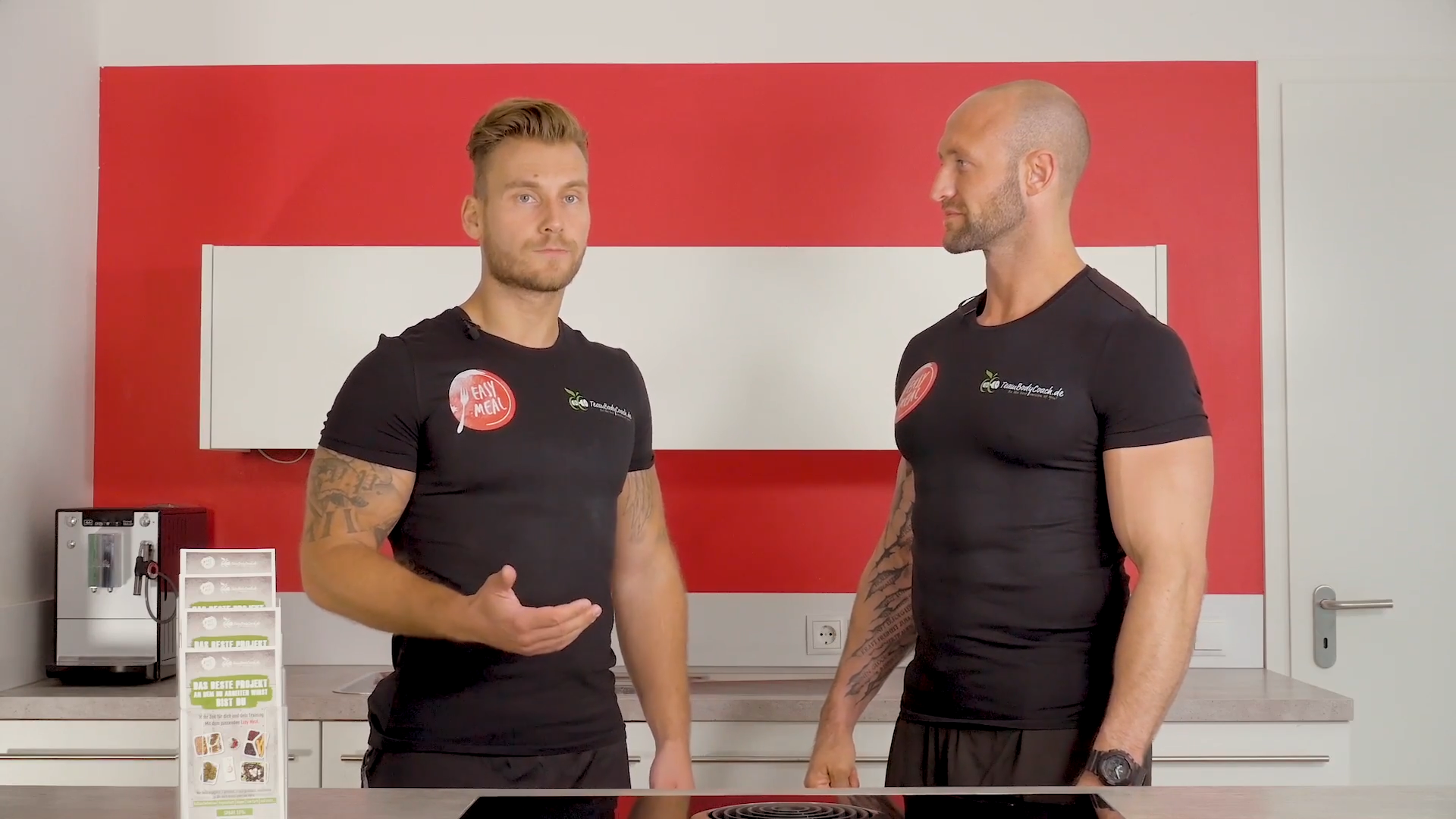 Personal Fitness Trainer Hamburg - TeamBodyCoach - TeamBodyCoach meets Easymeal 2